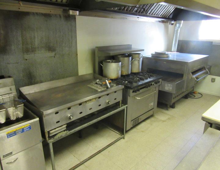 Restaurant equipment reynolds auction company for Resto equipement