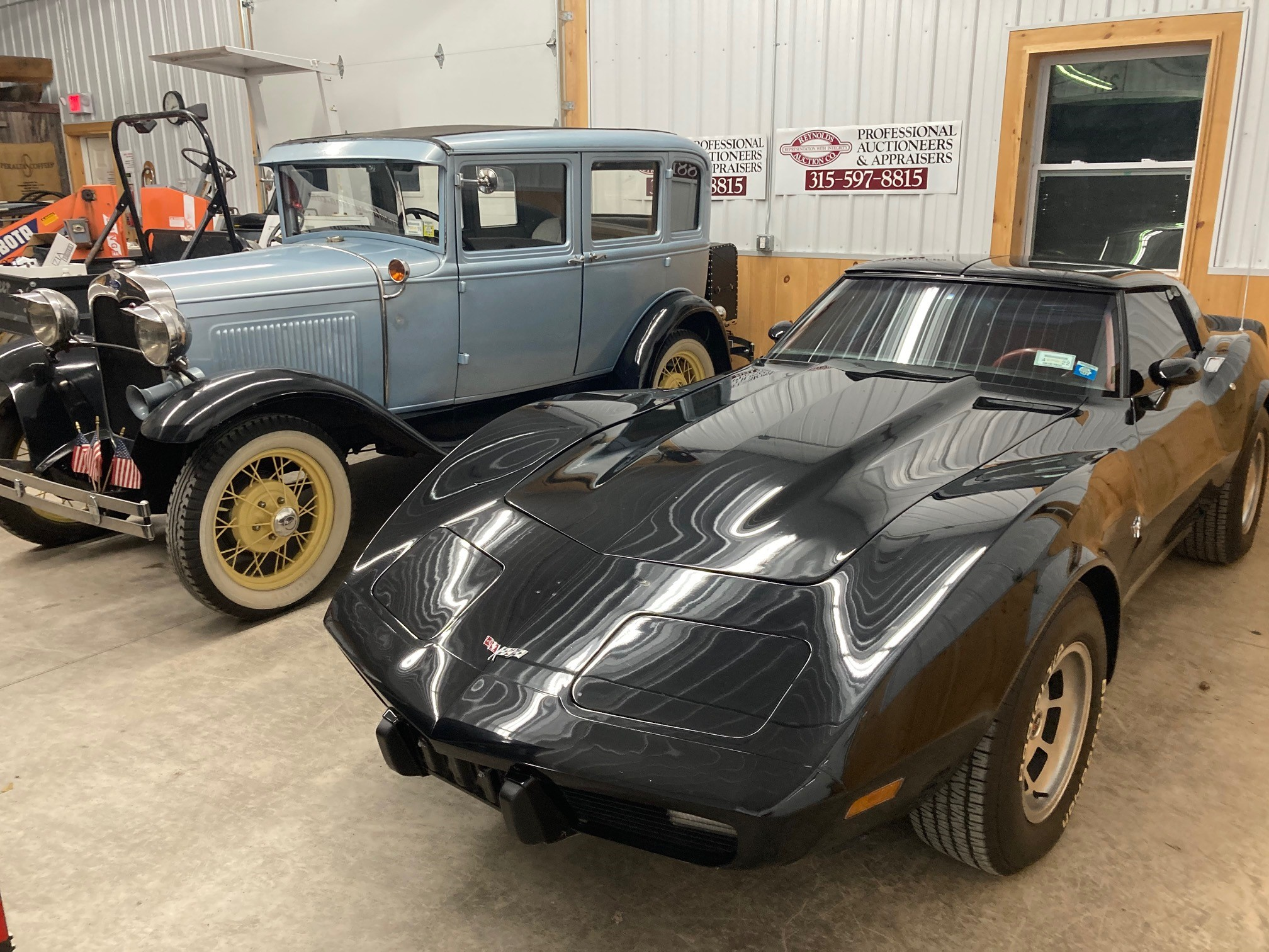 vehicles for auction by Reynolds Auction