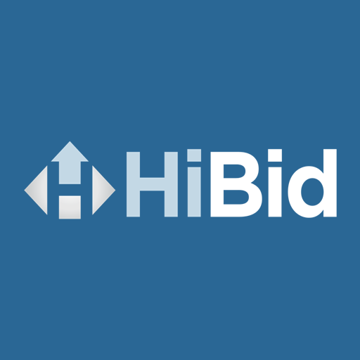 HiBid Online Auction logo